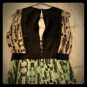 BCBG Max Azria maxi dress